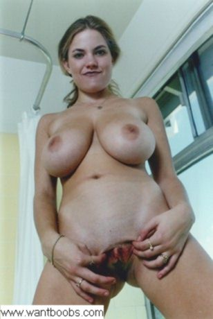 image Huge titted kimmy kahn uses a strapon on loni punoni